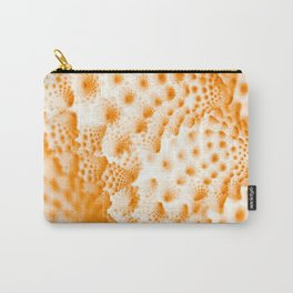 Orange Romanesco Rapture Carry-All Pouch