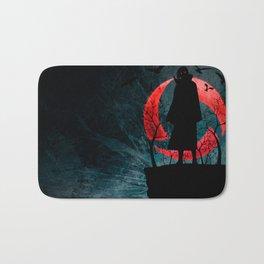 Ninja Crows Bath Mat