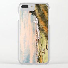 Royal Birkdale Golf Course Clear iPhone Case