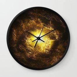 Day  0963 /// Sleepeye Wall Clock
