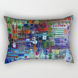 Anomaly Rectangular Pillow