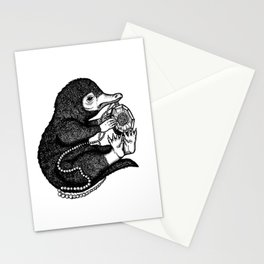 The Niffler & The Horcrux Stationery Cards
