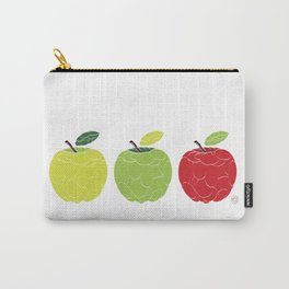 Apples Carry-All Pouch