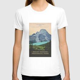 Mount Robson Provincial Park T-shirt