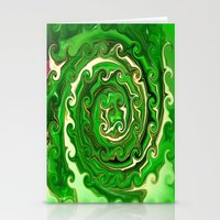 irish Stationery Cards featuring Irish Green by Chris' Landscape Images & Designs
