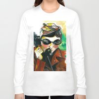 amelie Long Sleeve T-shirts featuring Amelie by Gra Pereira