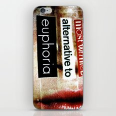 Euphoria iPhone & iPod Skin