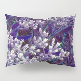 Bunches of Tiny Flowers Pillow Sham