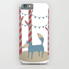 Blue Wolf iPhone 6s Slim Case