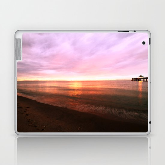 The Great Ocean of Truth Laptop & iPad Skin