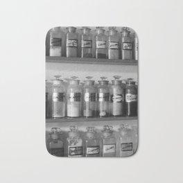 Old Time Pharmacy Bath Mat
