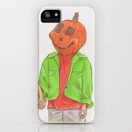Halloweentown Citizens iPhone Case
