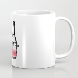 Don't Forget To Take Your Flu Shot Bottle & Cheese Coffee Mug