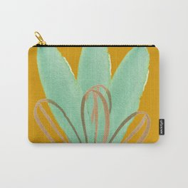Verified Leaf Carry-All Pouch