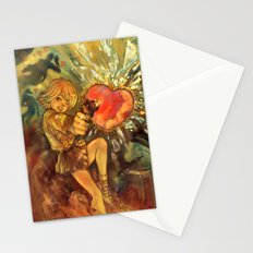 Straight to Your Heart! Stationery Cards