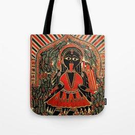 Hindu Kali 16 Tote Bag
