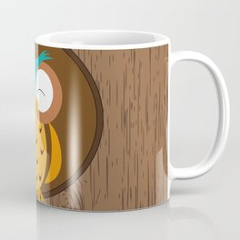 Owl - Good night Coffee Mug