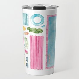 Pool Party! Travel Mug