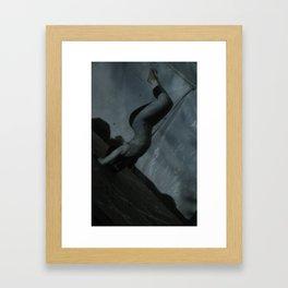Contortion I Framed Art Print