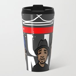 Get Down with the Kings Travel Mug