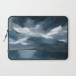 Lake Taupo, New Zealand Laptop Sleeve