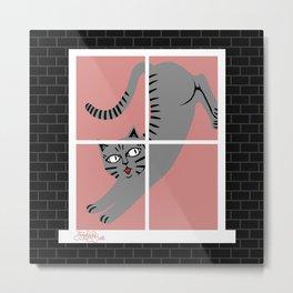 Morgana, House of Cats Metal Print