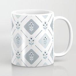 SCANDI grey-blue 01 Coffee Mug