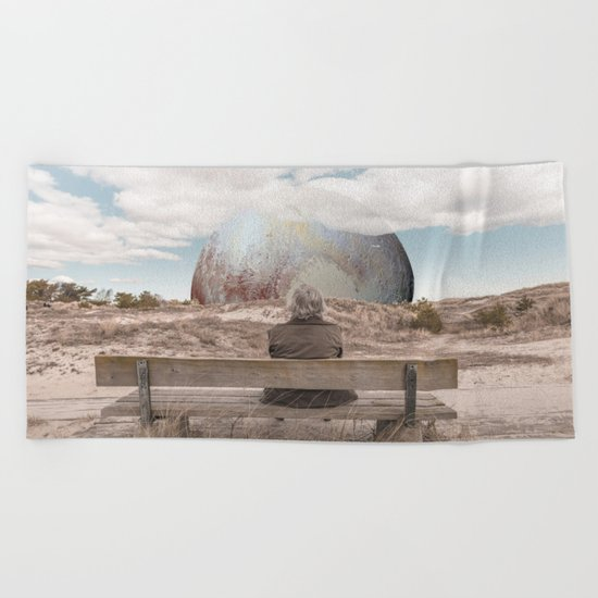 Elysium Beach Towel