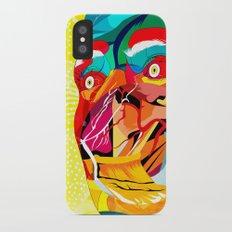 Merry Xmas iPhone X Slim Case