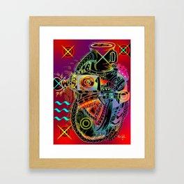 Dream Machine Framed Art Print