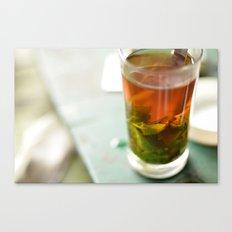 Tea 4 Joy Canvas Print