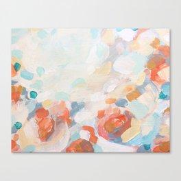 Floral, 7 Canvas Print