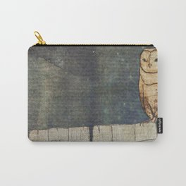 Whoo Goes There? Carry-All Pouch
