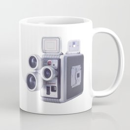 Vintage Camera 16mm Coffee Mug