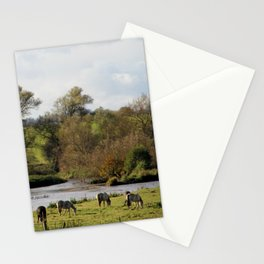 Ireland Horses Stationery Cards