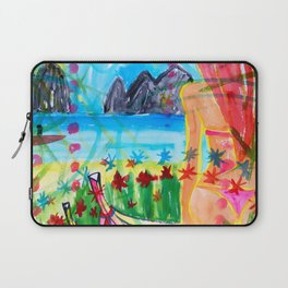 Koh pipi island in Thailand Laptop Sleeve