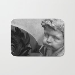 The Haunted Cherub. Bath Mat