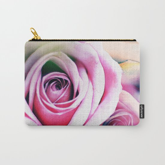 Romantic roses(7). Carry-All Pouch