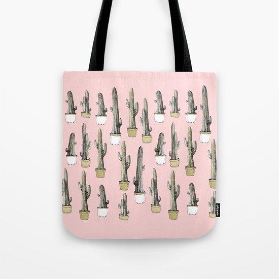 cactus5 Tote Bag