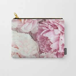A bunch of peonies Carry-All Pouch