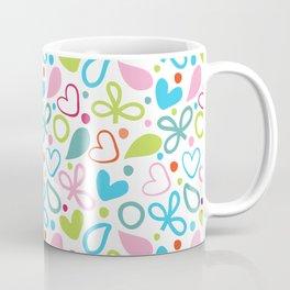 Colorful Lovely Pattern XII Coffee Mug