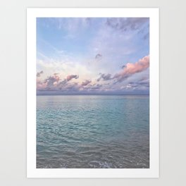 Cayman Islands Sunrise Art Print