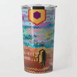 Hexels Everywhere! Travel Mug