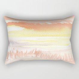 Heron's Head Rectangular Pillow
