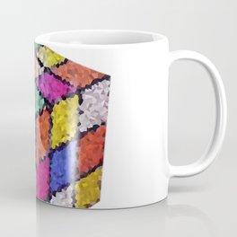 The color cube Coffee Mug