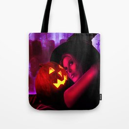 Halloween Witch 2011 Tote Bag