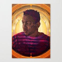 Kendrick Canvas Print