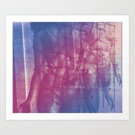 Bound Within Art Print