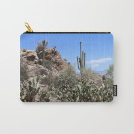 Javalina Rocks Carry-All Pouch