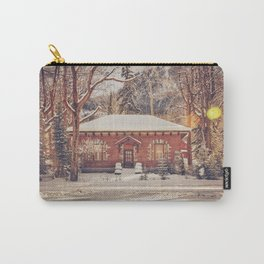Peaceful Living Carry-All Pouch